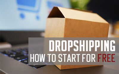 How to Start Dropshipping for Free?
