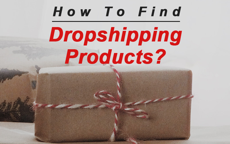 find dropshipping products