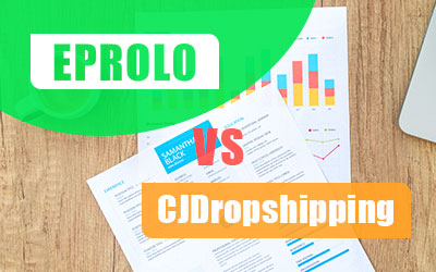 EPROLO VS CJ Dropshipping Platform